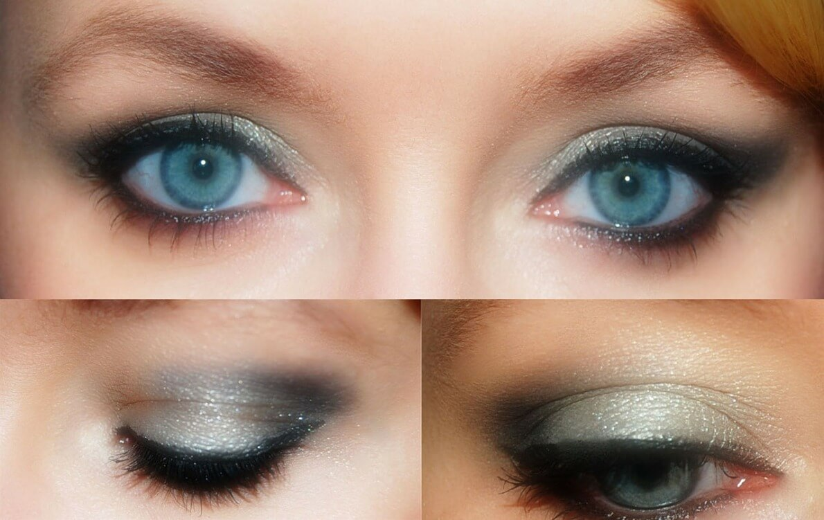 10 eye makeup tips for blue eyes - bbstyles